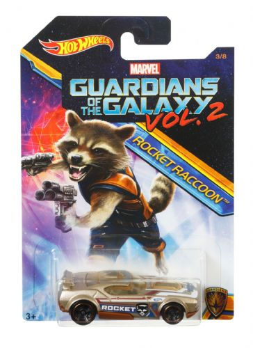 Hot Wheels Guardians of the Galaxy Vol 2 Fast Fish